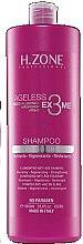 "Profumi e cosmetici Shampoo ""Ringiovanente"" - H.Zone Ageless Ex3me Anti-Age Illuminante Shampoo"