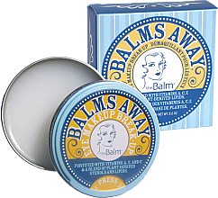 Profumi e cosmetici Balsamo struccante - TheBalm Balms Away Eye Makeup Break-Up