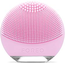 Profumi e cosmetici Pennello compatto per la pulizia del viso - Foreo Luna Go For Normal Skin