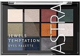 Profumi e cosmetici Palette ombretti - Astra Make-up The Temptation Palette