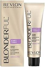 Profumi e cosmetici Crema tonificante senza ammoniaca - Revlon Professional Gentle Meches Soft Toner Cream