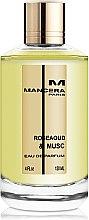Profumi e cosmetici Mancera Roseaoud & Musk - Eau de Parfum