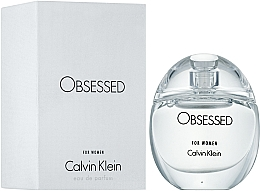 Profumi e cosmetici Calvin Klein Obsessed For Women - Eau de Parfum (mini)