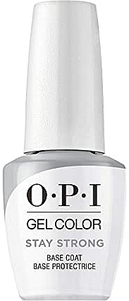 Base protettiva - O.P.I. Gel Color Stay Strong Base Coat