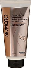 Profumi e cosmetici Shampoo con burro di karitè e avocado - Brelil Numero Nourishing Shampoo With Shea Butter