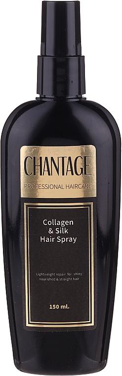 Spray per capelli - Chantage Collagen & Silk Hair Spray — foto N1
