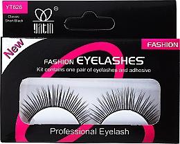 Profumi e cosmetici Ciglia finte - Deni Carte Fake Eyelashes Natural Look C4