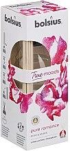"""Profumi e cosmetici Diffusore di aromi """"Rosa e ambra"""" - Bolsius Fragrance Diffuser True Moods Pure Romance"""