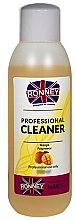 "Profumi e cosmetici Sgrassante per unghie ""Mango"" - Ronney Professional Nail Cleaner Mango"