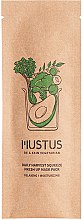 Profumi e cosmetici Maschera viso - Mustus Daily Harvest Squeeze Fresh Up Mask
