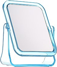 Profumi e cosmetici Specchio quadrato cosmetico, 5282, blu - Top Choice