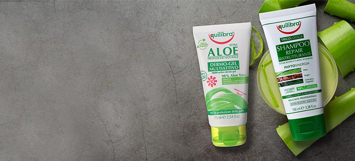 Ricevi in regalo uno shampoo per capelli, acquistando prodotti Equilibra da 10 €