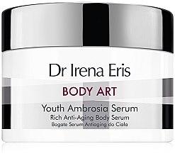Profumi e cosmetici Siero corpo - Dr Irena Eris Body Art Youth Ambrosia Serum