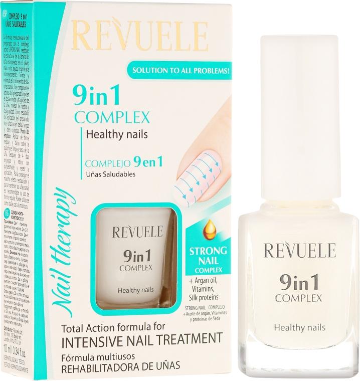 Trattamento unghie rigenerante 9 in 1 - Revuele Nail Therapy