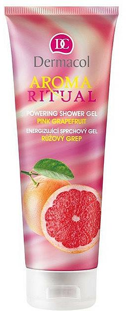 "Gel doccia ""Pompelmo rosa"" - Dermacol Aroma Ritual Powering Shower Gel Pink Grapefruit — foto N1"