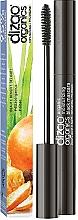 Profumi e cosmetici Mascara - Dizao Organic Moisturizing Black Mascara
