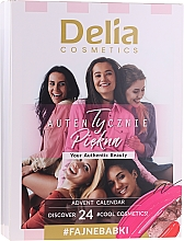 Profumi e cosmetici Set trucco - Delia Cosmetics Calendar 2020/2021