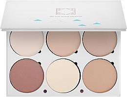 Profumi e cosmetici Palette con fondotinta - Ofra Professional Foundation Palette Multicolor