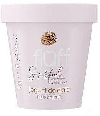 "Yogurt corpo ""Cioccolato"" - Fluff Body Yogurt Chocolate"