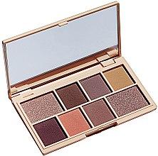 Profumi e cosmetici Palette ombretti, 8 tonalità - I Heart Revolution Mini Eyeshadow Palette
