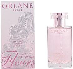 Profumi e cosmetici Orlane Fleurs d`Orlane - Eau de toilette