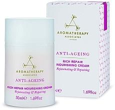 Profumi e cosmetici Crema viso nutriente antietà - Aromatherapy Associates Anti-Ageing Rich Repair Nourishing Cream