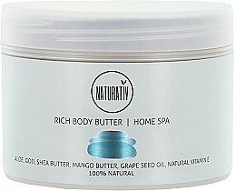 Profumi e cosmetici Burro corpo - Naturativ Rich Body Butter Home Spa