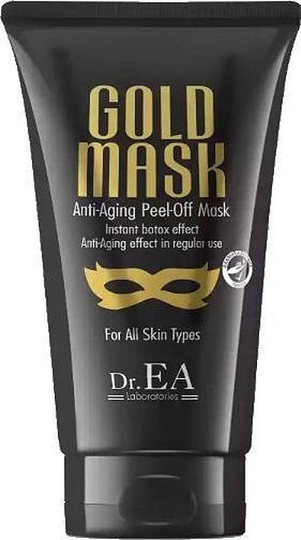 Maschera viso - Dr.EA Gold Mask Anti-Aging Peel-Off Mask