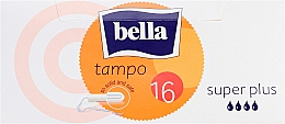 Profumi e cosmetici Tamponi, 16 pz - Bella Bella Premium Comfort Super Plus Tampo