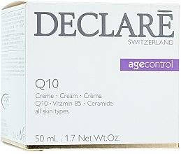Profumi e cosmetici Crema antietà con coenzima Q10 - Declare Q10 Age Control Cream