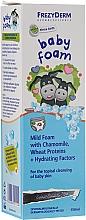 Profumi e cosmetici Schiuma per la cura quotidiana di neonati e bambini - Frezyderm Baby Foam