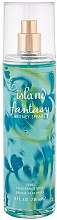 Profumi e cosmetici Britney Spears Island Fantasy - Spray corpo profumata