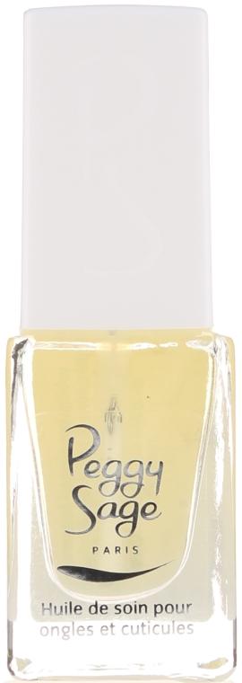 Olio curativo per unghie e cuticole - Peggy Sage Treatment Oil For Nails & Cuticles