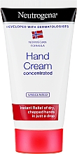 Profumi e cosmetici Crema mani concentrata - Neutrogena Norwegian Formula Concentrated Unscented Hand Cream