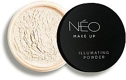 Profumi e cosmetici Cipria illuminante - NEO Make Up Illuminating Powder