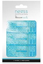 Profumi e cosmetici Adesivi per nail design, 3693 - Neess