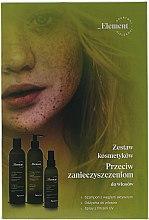 Profumi e cosmetici Set - _Element (shm/300ml+cond/300ml+spray/150ml)