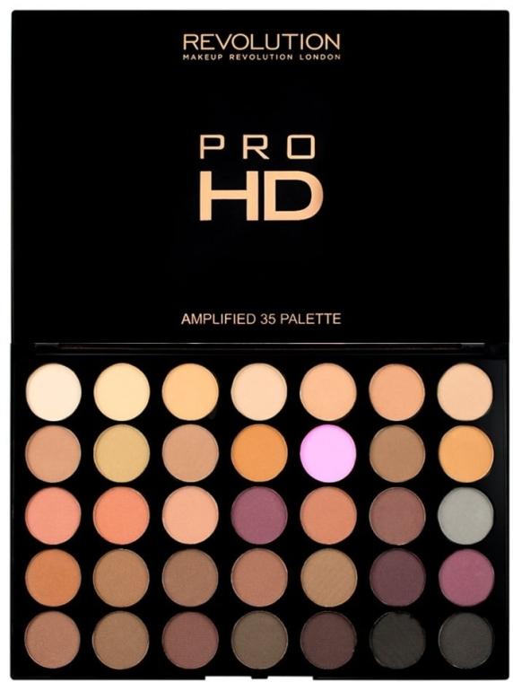 Palette ombretti occhi - Makeup Revolution Pro HD Palette Amplified 35
