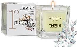Profumi e cosmetici Candela da massaggio - Therine Rituality Body Candle