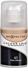 Profumi e cosmetici Fondotinta - Max Factor Colour Adapt