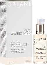 Profumi e cosmetici Siero viso - Orlane Anagenese 25+ Morning Concentrate First Time-Fighting Serum