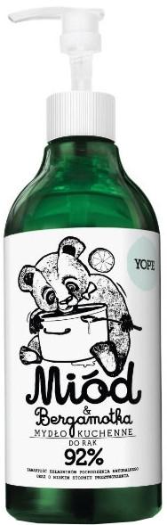 """Sapone liquido per cucina """"Miele e bergamotto"""" - Yope Honey & Bergamot Hand Soap"""