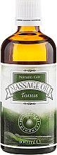 "Profumi e cosmetici Olio da massaggio ""Tonus"" - Bulgarian Rose Nature Gift Tonus Massage Oil"