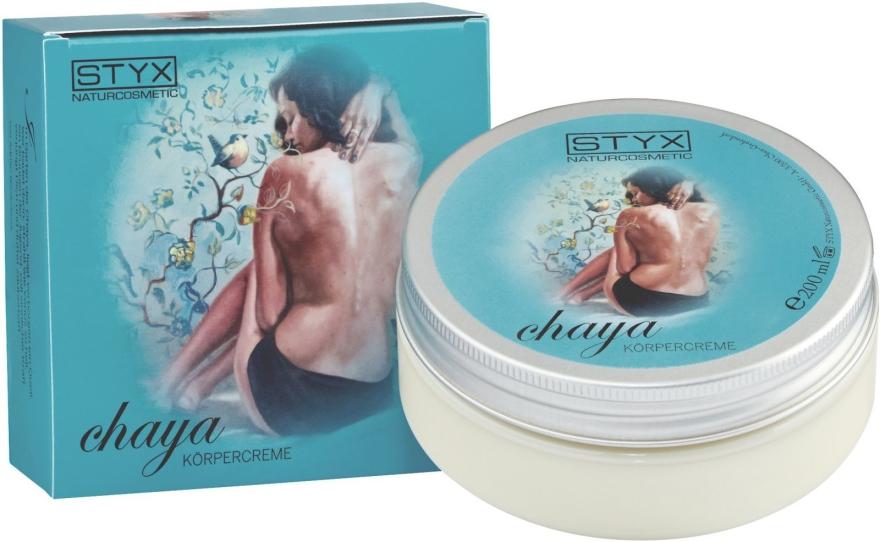 """Crema corpo""""Chaya"""" - Styx Naturcosmetic Chaya Body Cream — foto N1"""