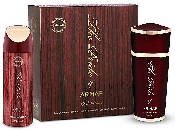 Armaf The Pride of Armaf - Set (edp 100 ml + deo/spray 200 ml)