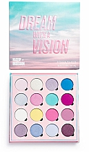 Profumi e cosmetici Palette ombretti - Makeup Obsession Dream With Vision Eyeshadow Palette