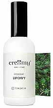 Profumi e cosmetici Idrolato di tiglio - Creamy Skin Care Linden Hydrolat