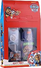 Profumi e cosmetici Set - Uroda For Kids Paw Patrol Red (sh/gel/250ml + edt/50ml + stickers)