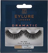 Profumi e cosmetici Ciglia finte №202 - Eylure Dramatic