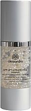 Profumi e cosmetici Siero mani nutriente - Alessandro International Spa LPP Lift & Protection Pearls Nourishing Hand Serum